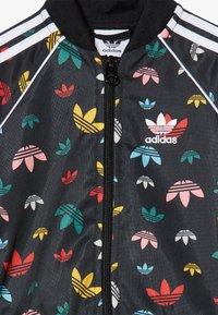 adidas Originals - SET - Bluza rozpinana - black/multicolour - 5