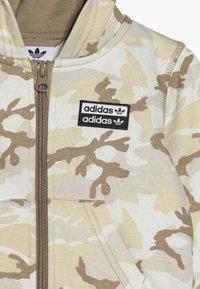 adidas Originals - VOCAL HOODIE SET - Tuta - beige - 5
