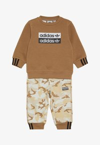 adidas Originals - V-OCAL CREW SET - Survêtement - cardbo - 3