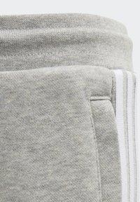 adidas Originals - BIG TREFOIL CREW SET - Tracksuit - grey - 3