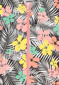 adidas Originals - HOODIE SET - Chándal - black/multcoloured - 4