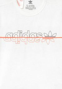 adidas Originals - TEE SET - Leggings - white - 4
