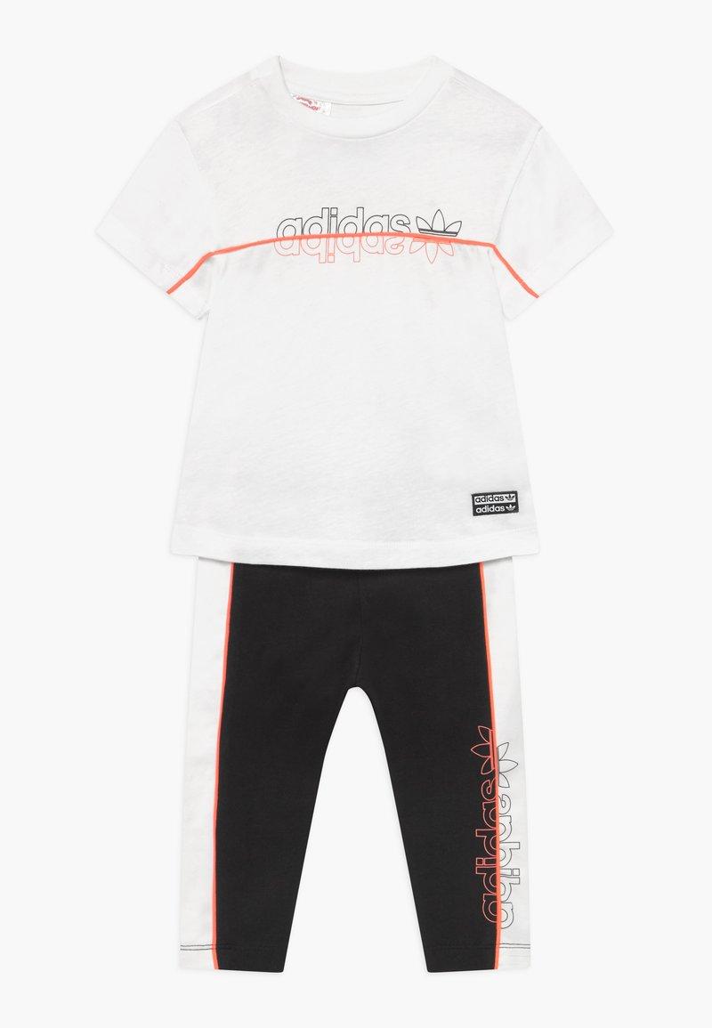 adidas Originals - SET - Legíny - white