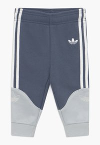 adidas Originals - OUTLINE HOOD SET - Trainingsanzug - light grey - 2