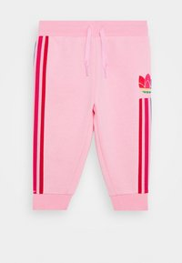 adidas Originals - TREFOILHOOD SET - Zip-up hoodie - light pink - 1