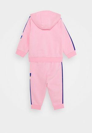 TREFOILHOOD SET - Zip-up hoodie - light pink