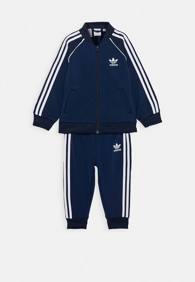 TRACKSUIT SET - Trainingspak - conavy/white