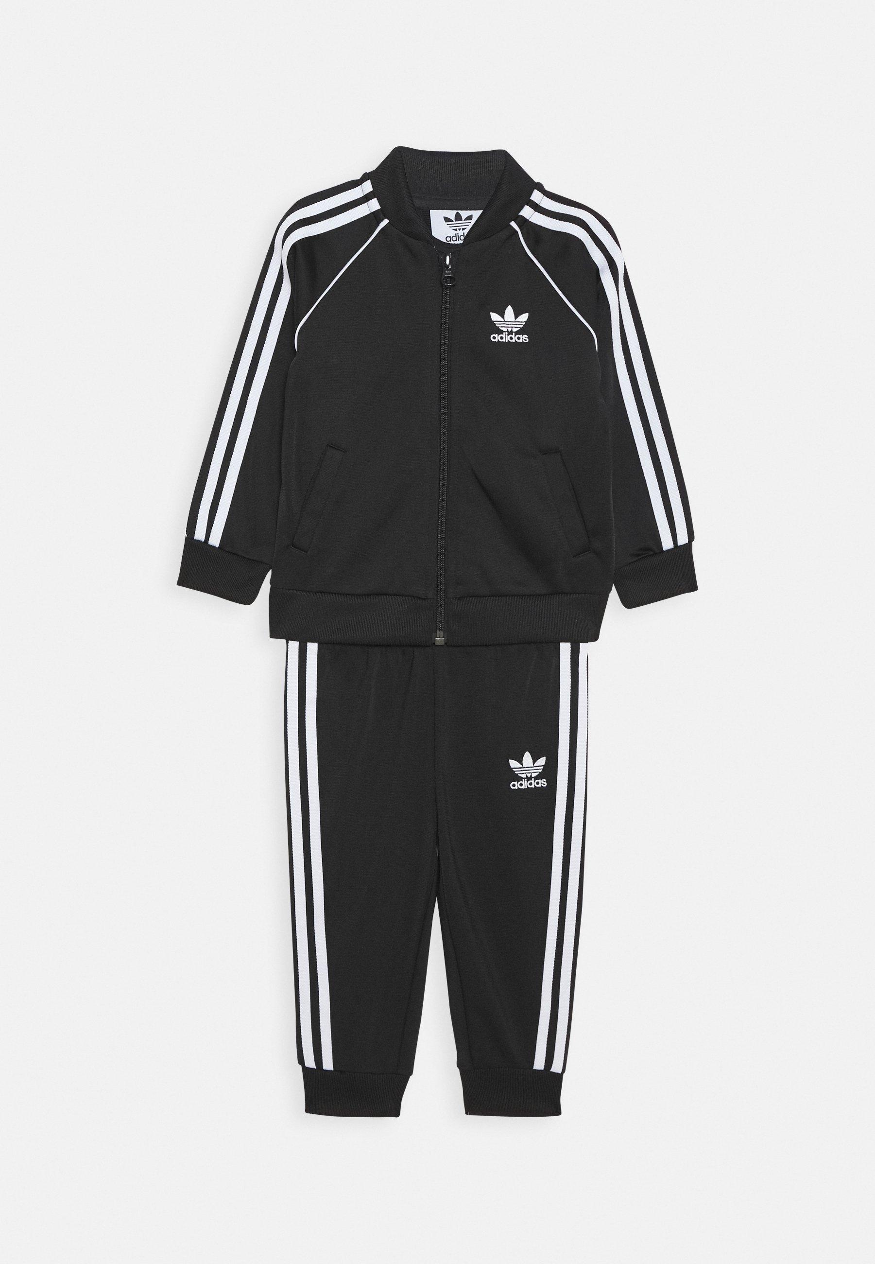 adidas Originals TRACKSUIT SET Treningsdress blackwhite