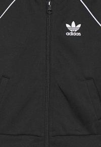 adidas Originals - TRACKSUIT SET - Verryttelypuku - black/white - 3