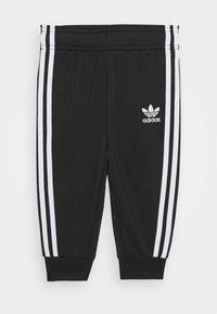 adidas Originals - TRACKSUIT SET - Verryttelypuku - black/white - 2