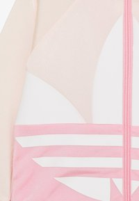 adidas Originals - BIG TREFOIL SET - Chaqueta de entrenamiento - pink/white - 3