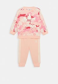 adidas Originals - CREW SET - Sweatshirt - light pink - 0