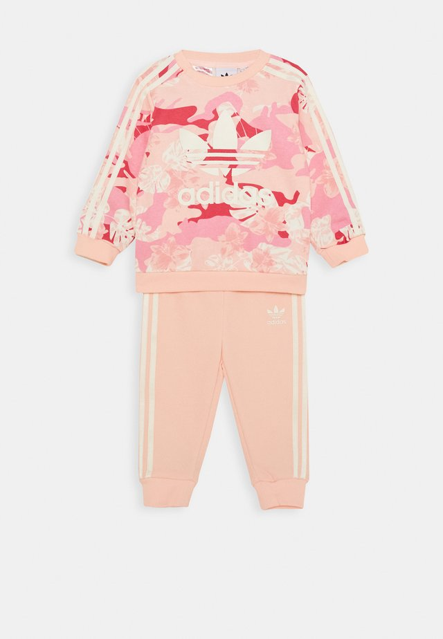CREW SET - Felpa - light pink