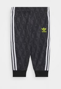 adidas Originals - SET - Mikina na zip - black/grefiv/white - 2