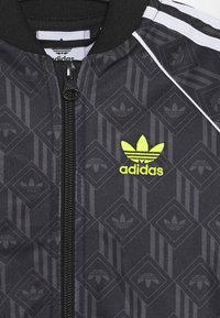 adidas Originals - SET - Mikina na zip - black/grefiv/white - 3