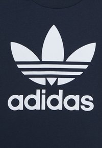 adidas Originals - TREFOIL TEE - T-shirt print - conavy/white - 3