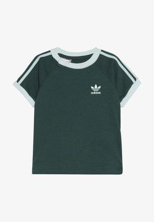 STRIPES TEE - T-shirt print - green