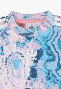 adidas Originals - MARBLE TEE - T-shirt print - multco/white - 3