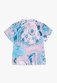 adidas Originals - MARBLE TEE - T-shirt print - multco/white - 1