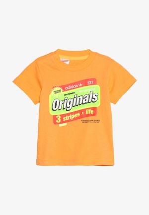 GRAPHIC TEE - T-shirts print - orange