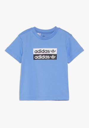 V-OCAL TEE - T-shirt con stampa - real blue