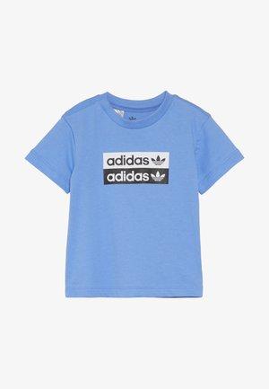 V-OCAL TEE - T-shirt med print - real blue
