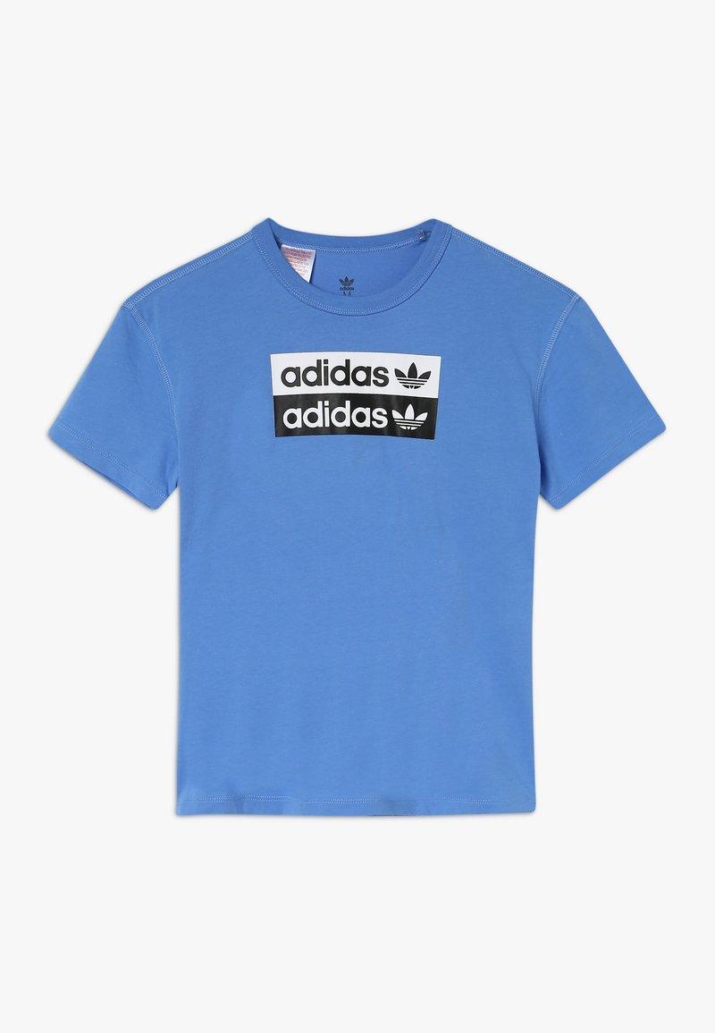 adidas Originals - Triko spotiskem - blue