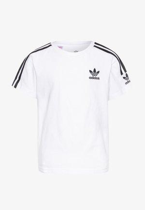 NEW ICON - T-shirt imprimé - white/black
