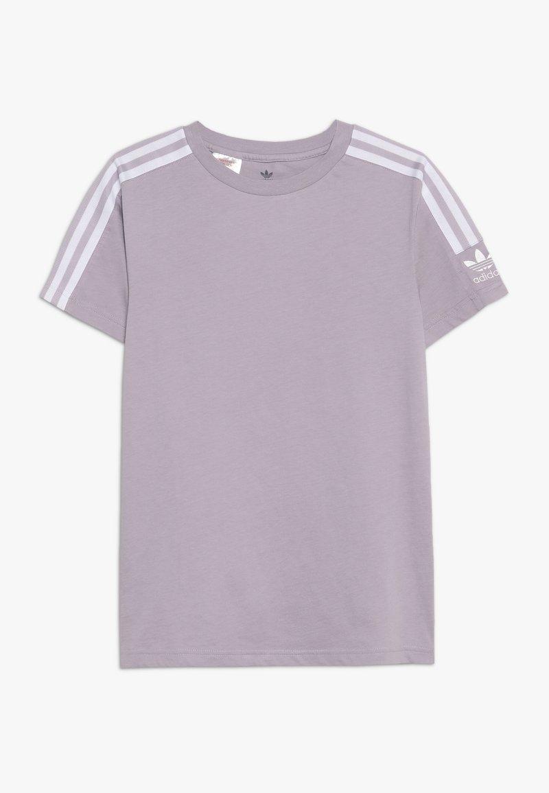 adidas Originals - NEW ICON - T-shirts med print - sofvis/white