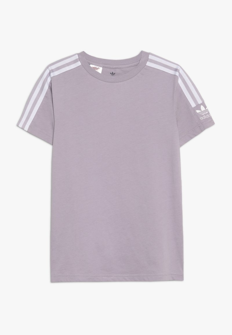 adidas Originals - NEW ICON TEE - T-Shirt print - sofvis/white