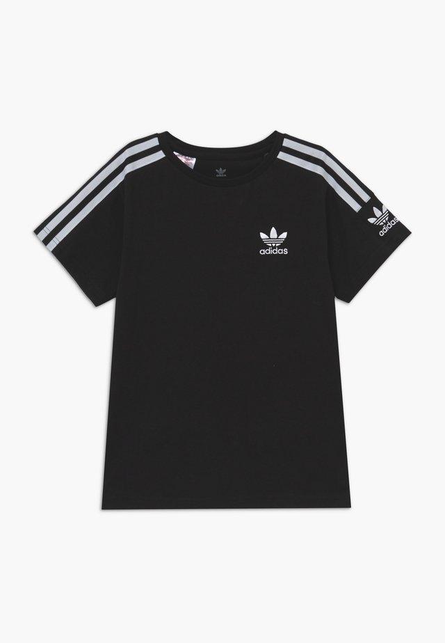 NEW ICON - T-shirt print - black/white
