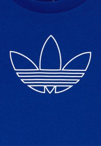 adidas Originals - OUTLINE - T-shirt print - blue/white - 3
