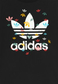 adidas Originals - T-shirt print - black - 3