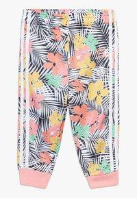 adidas Originals - SET - veste en sweat zippée - glow pink/multicolor - 2