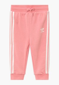 adidas Originals - CREW SET - Tracksuit - black/multi-coloured - 2
