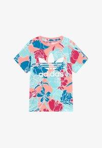 adidas Originals - TEE - T-shirt imprimé - pink - 2