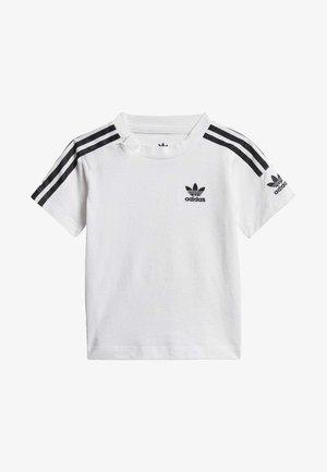 NEW ICON T-SHIRT - T-shirt print - white