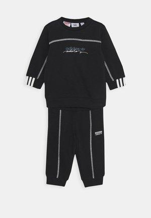CREW SET - Sweater - black