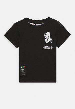 GOOFY TEE DISNEY  - Print T-shirt - black