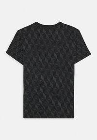 adidas Originals - TEE - Camiseta estampada - black - 1