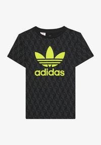 adidas Originals - TEE - Camiseta estampada - black - 2