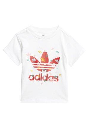T-SHIRT - T-shirt imprimé - white