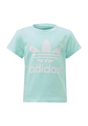 TREFOIL T-SHIRT - T-shirt imprimé - blue