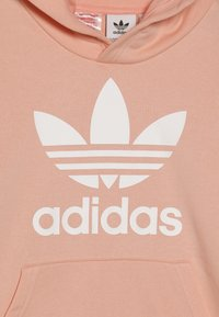 adidas Originals - TREFOIL HOODIE - Sweat à capuche - glowpink/white - 3
