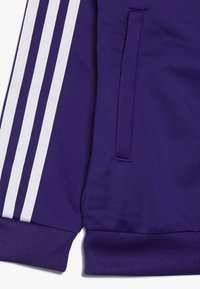 adidas Originals - SUPERSTAR - Sportovní bunda - purple/white - 2