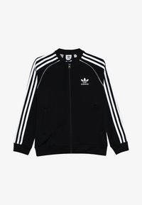 adidas Originals - SUPERSTAR - Sportovní bunda - black/white - 3