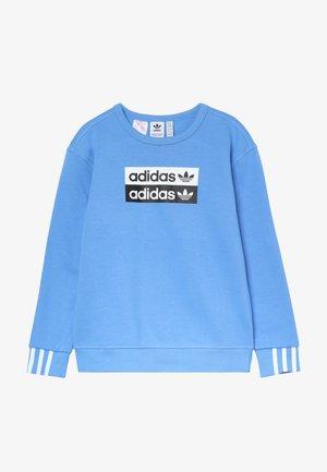 V OCAL CREW - Sweater - blue
