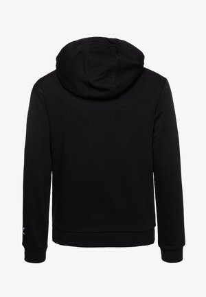 TREFOIL HOOD - Sweat à capuche - black/white