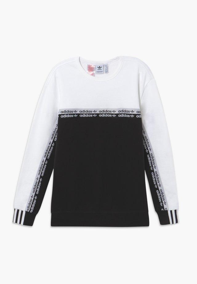 CREW - Sudadera - black/white