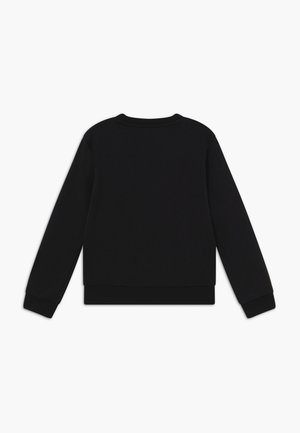 TREFOIL CREW - Sweatshirt - black/white